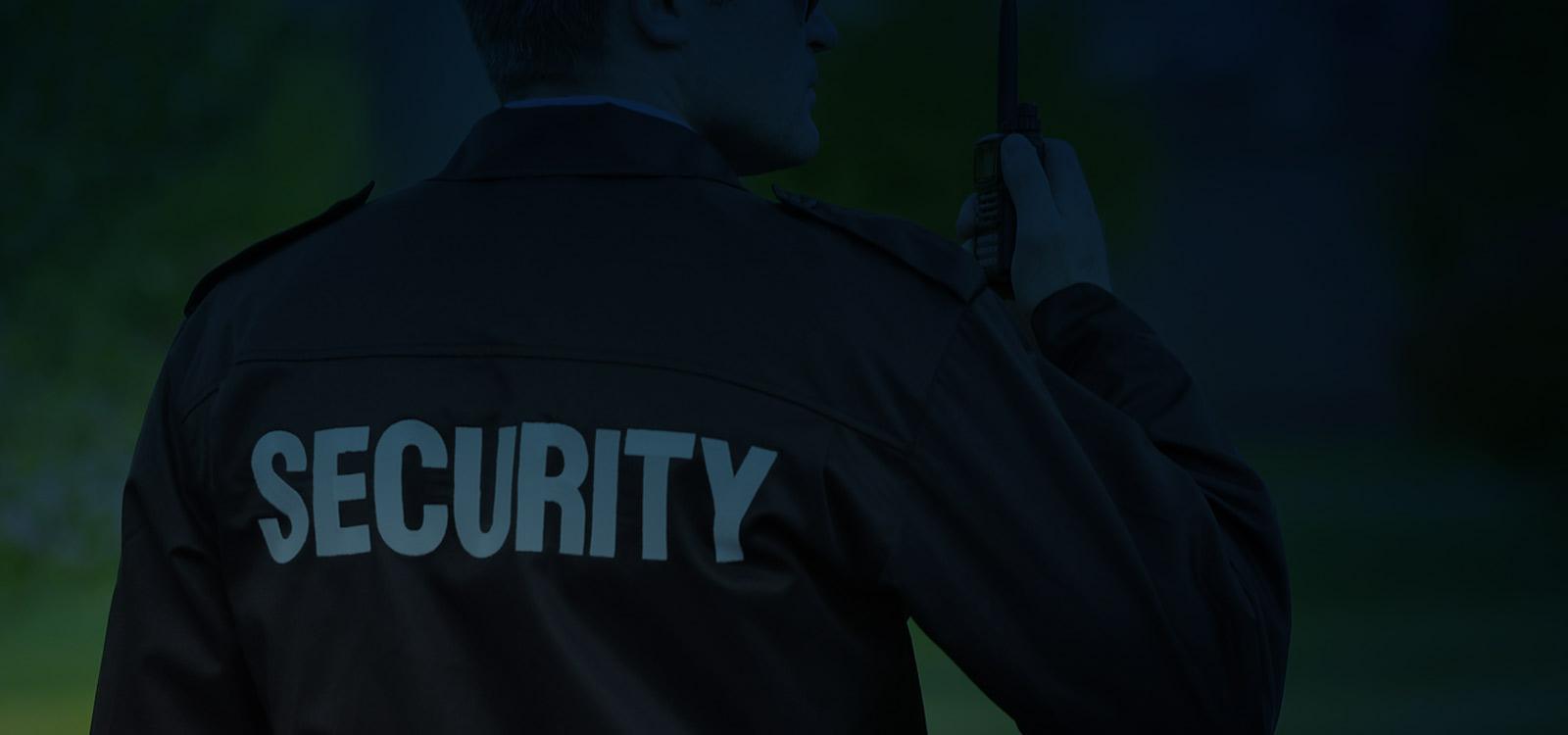 امن حماية حراسة